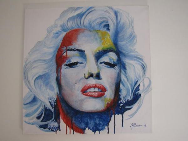 Marilyn Monroe par adistantearth